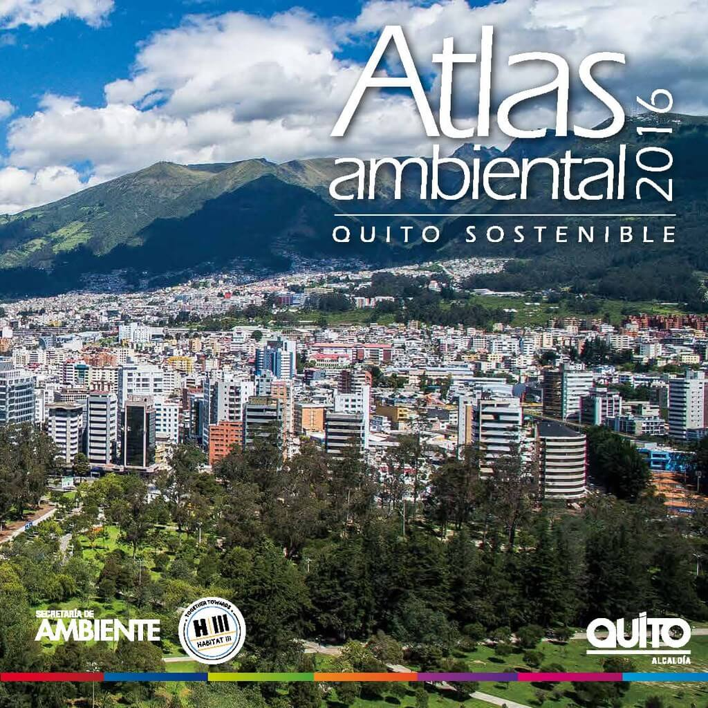 Atlas Ambiental Quito 2016