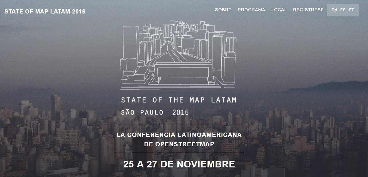 State of the Map LATAM 2016