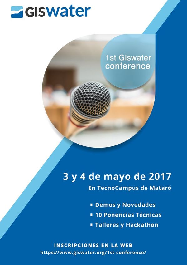 1st Giswater Conference