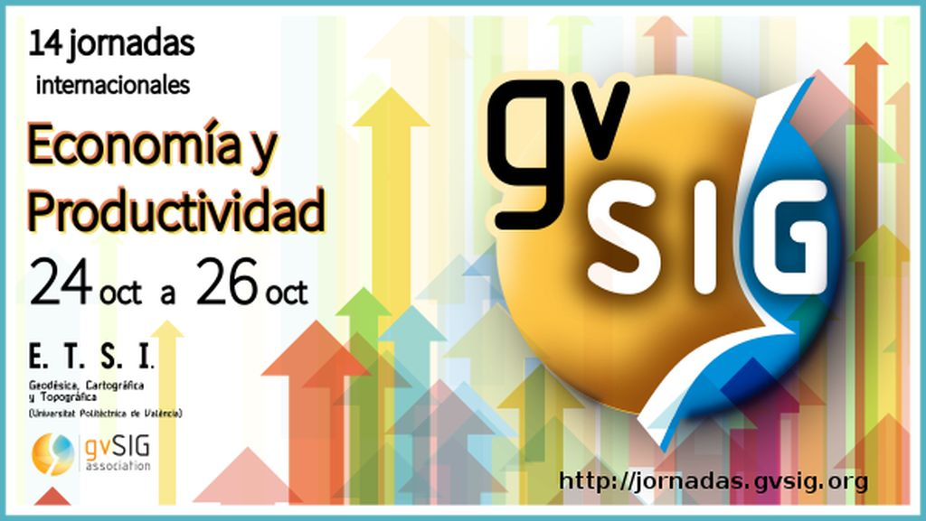 14as Jornadas Internacionales gvSIG