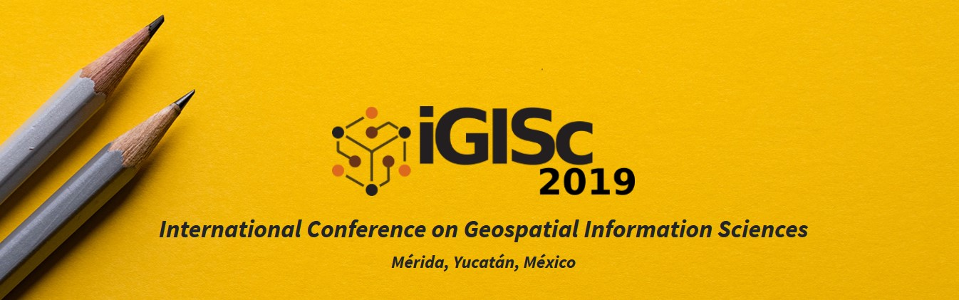 International Conference on Geospatial Information Sciences 2019