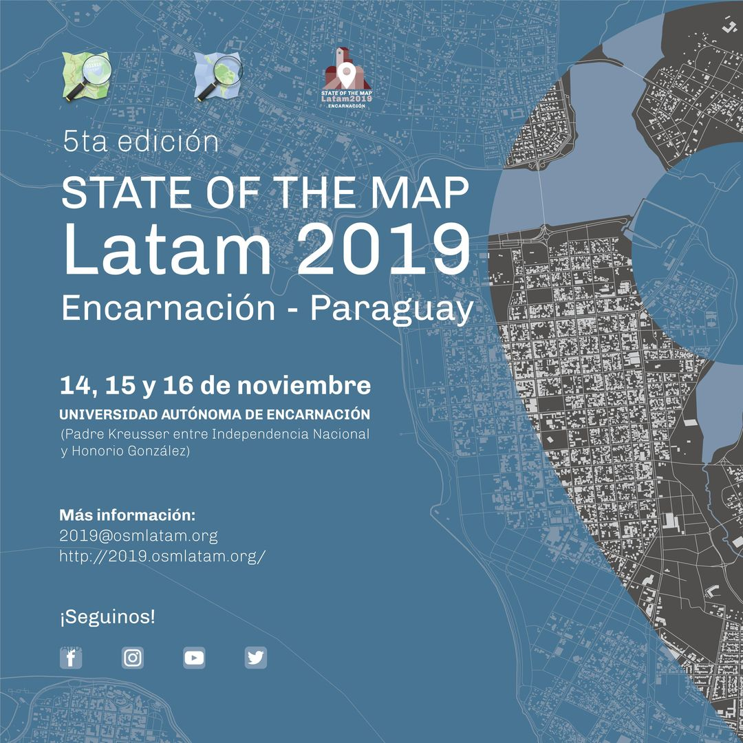State of the Map Latam 2019