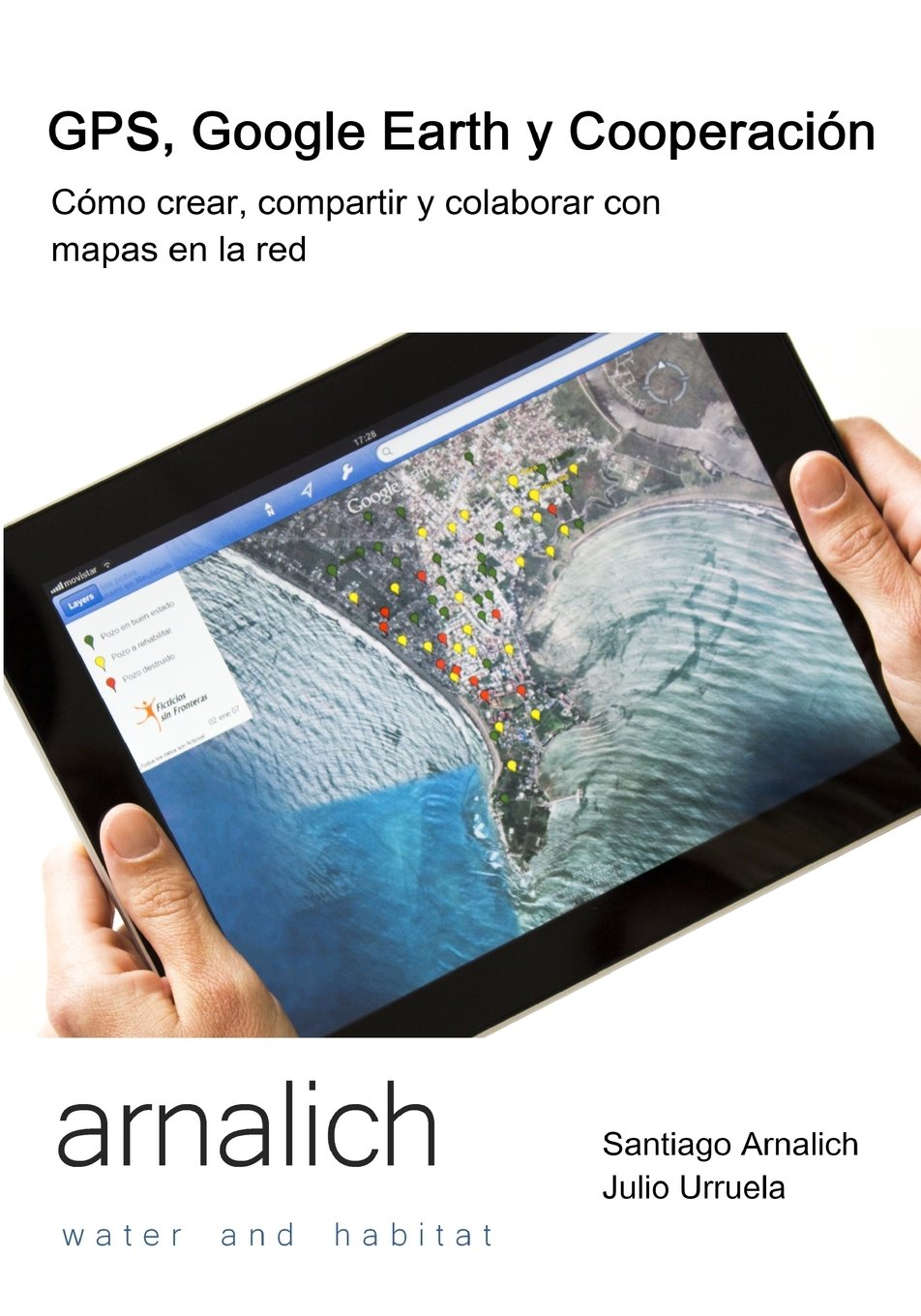 GPS y Google Earth en Cooperacion