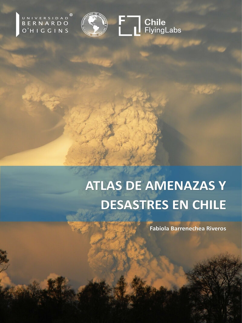 Atlas de amenazas y desastres en Chile